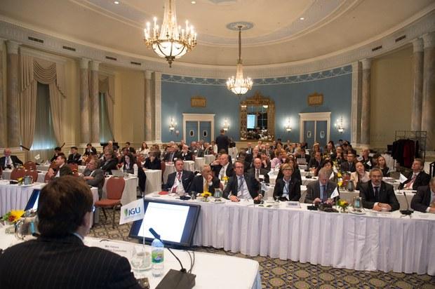 IGU Council Ottawa, Canada