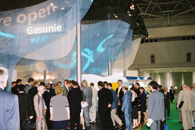 Gasunie Stand WGC2003