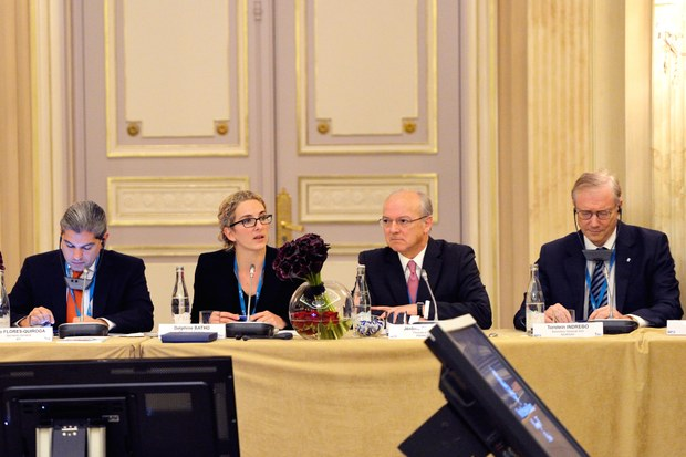 French Energy Minister at the IEF-IGU Ministerial Gas Forum