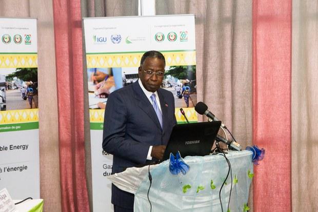 5 H.E. Adama Toungara, Minister of Petroleum & Energy, Côte d'Ivoire