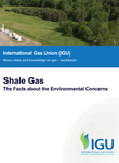 Shale Gas: The Facts about the Environmental Concerns