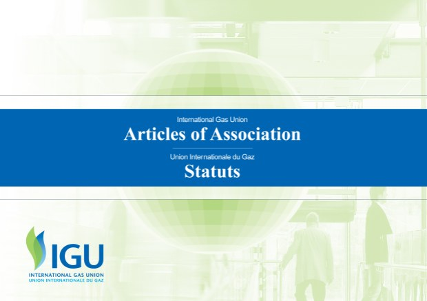 IGU Articles of Association