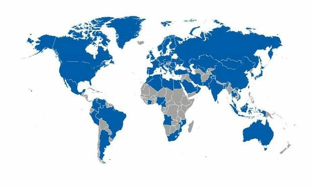 IGU Map March 2013