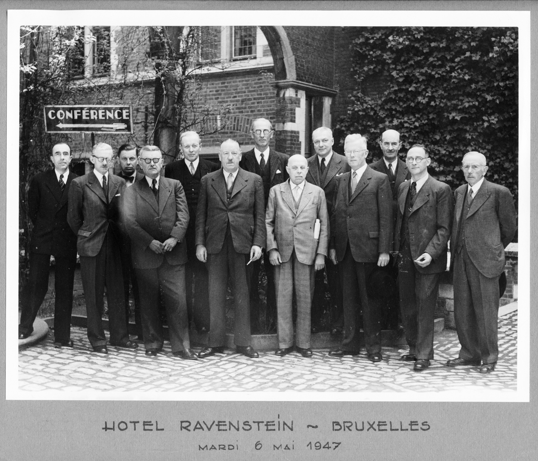 IGU Bali meeting May 1947