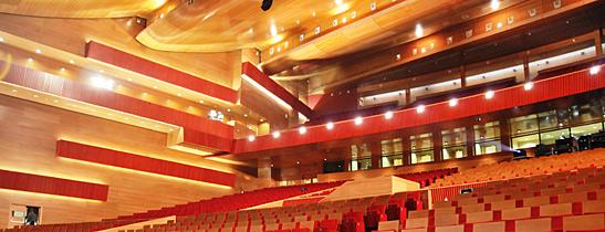 Le Meridien Centre de Convention images & L1 Plan