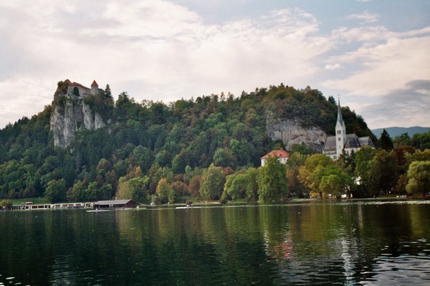 Bled lake & castle