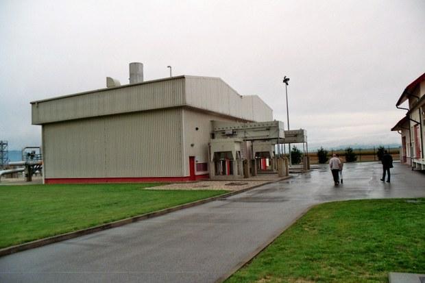 Compressor station Kidricevo a