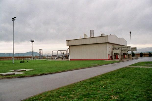 Compressor station Kidricevo l