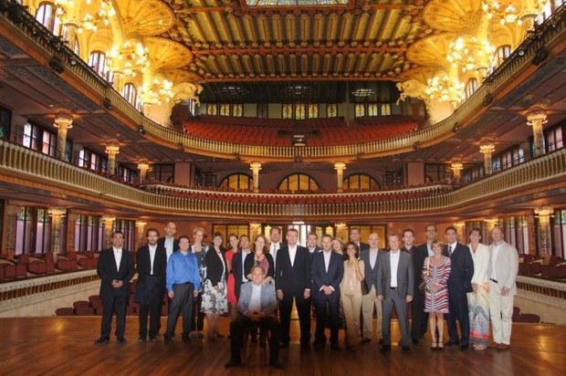 1st meeting Photo